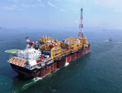 Study of the meteorological oceanic risks on the Towing route of the Tortue platform (FPSO)